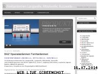 Informationen zur Webseite magnet-ferritantennen.de