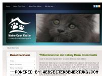 Ranking Webseite maine-coon-castle.de
