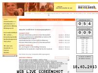 Informationen zur Webseite makotech.de