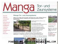 Informationen zur Webseite manga-zaun.de