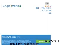 Ranking Webseite marin.sl