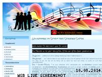 Informationen zur Webseite mariosportal.npage.de