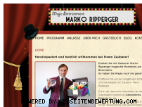 Ranking Webseite markosmagic.de