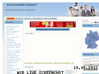 Ranking Webseite markt-anzeiger24.de