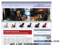 Informationen zur Webseite massagesessel-studio.de