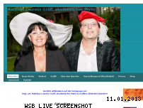 Informationen zur Webseite matthiaslaurenzgraeff.com