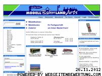 Ranking Webseite mbla.de