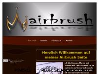 Ranking Webseite md-airbrush.net
