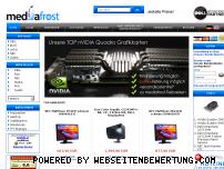 Ranking Webseite mediafrost.de