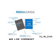 Informationen zur Webseite mediajungs.de