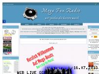 Ranking Webseite megafunradio.de