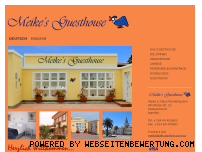 Ranking Webseite meikesguesthouse.com