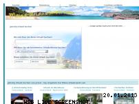 Ranking Webseite meine-urlaubswelt.com