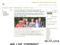 Informationen zur Webseite meinobst.com