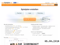Ranking Webseite meinspielplan.de
