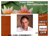 Informationen zur Webseite meinspirituellerweg.de
