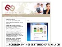 Ranking Webseite memoweb.ch