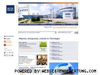 Ranking Webseite messe-erfurt.de