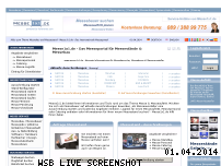 Ranking Webseite messe1x1.de