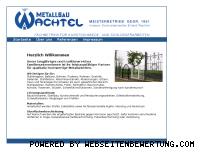 Ranking Webseite metallbau-wachtel.de