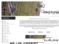Ranking Webseite mg-naturfotografie.de