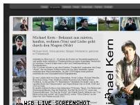 Informationen zur Webseite michael-kai-stefan-kern.de