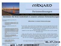 Ranking Webseite midgard-ferienwohnungen.de