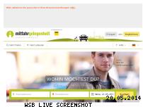 Ranking Webseite mitfahrgelegenheit.de