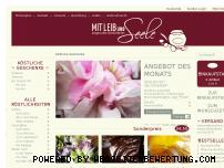 Informationen zur Webseite mitleibundseele.com