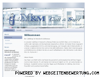 Ranking Webseite mm-callsurf.de