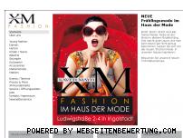 Ranking Webseite modehaus-xaver-mayr.de