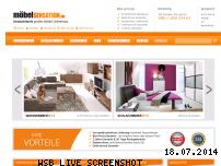 Informationen zur Webseite moebel-sensation.de