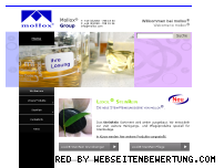 Ranking Webseite mollox.de