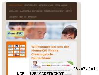 Ranking Webseite moneykig-finanz.de