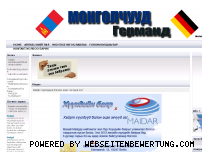 Ranking Webseite mongolchuud.de