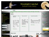 Informationen zur Webseite moonlight-camchat.de