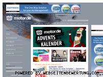 Ranking Webseite motor.de