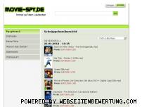 Ranking Webseite movie-spy.de