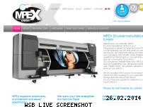 Ranking Webseite mpex-dm.de