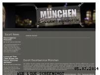 Informationen zur Webseite muenchen-escortagentur.de