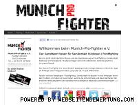 Informationen zur Webseite munich-pro-fighter.de