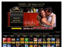 Ranking Webseite musical-18.de