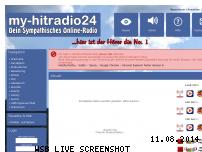 Ranking Webseite my-hitradio24.de