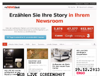 Ranking Webseite mynewsdesk.com