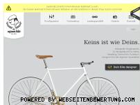 Ranking Webseite myownbike.de