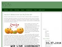 Ranking Webseite mysmilie.de