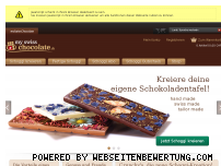 Ranking Webseite myswisschocolate.ch