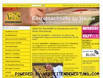 Informationen zur Webseite nachhilfe-hh.de