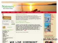 Ranking Webseite natours.de