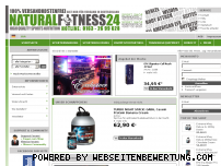 Ranking Webseite natural-fitness24.de